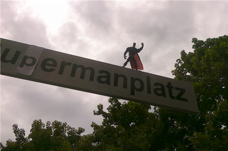 Supermanplatz